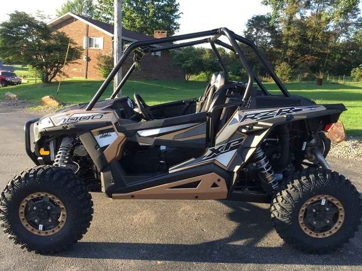 New 2017 Polaris RZR XP 1000 EPS Gold Metallic ATVs For Sale in Pennsylvania. 2017 Polaris RZR XP 1000 EPS Gold Metallic, Click for Current Pricing! GOLD MATTE METALLIC LE Signature RZR XP® 1000 performance, with added capability to dominate the trail and rocks.