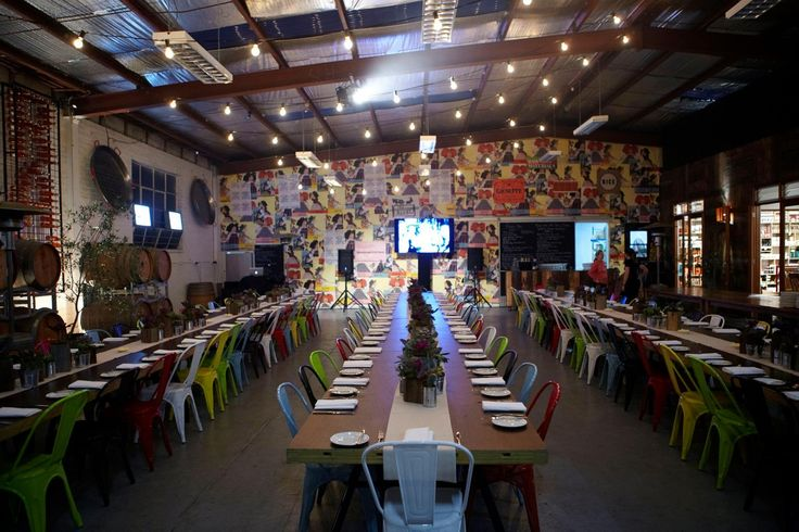 A quirky venue located in Melbourne! For any themed wedding, this space can be transformed to suit your unique style. For more information, check out our website.