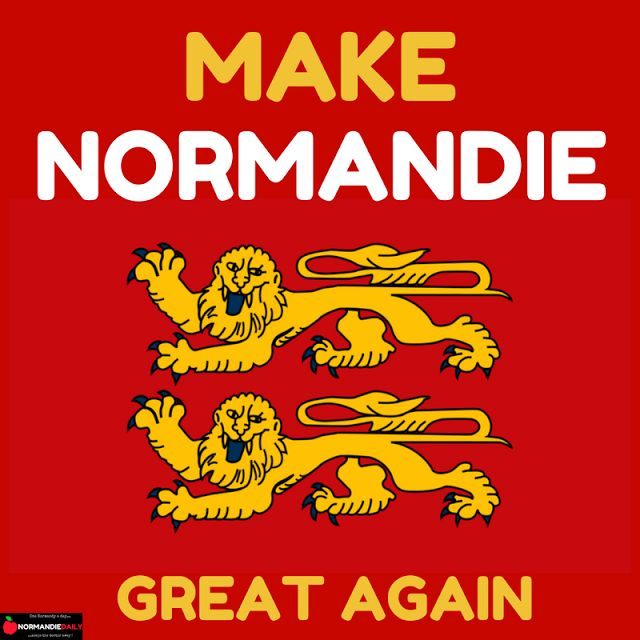 Just posted! Make Normandie Great Again ! Les léopards #makenormandiegreatagain http://normandiedaily.blogspot.com/2017/07/make-normandie-great-again-les-leopards.html