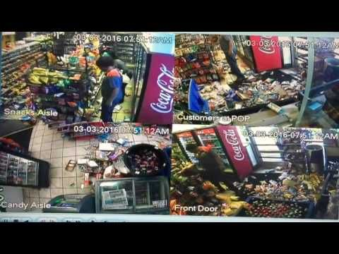 Woman Destroyed Store - Identity Sought - YouTube