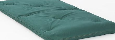 Comfy Living 3ft (90cm) Single GLADE GREEN Futon Mattress Quality Single Futon mattress ideal for replacing your old worn futon mattress. Great for that unexpected guest, this futon is ideal for childrens bedrooms and conservatories. Dimensions (approx): 90 http://www.comparestoreprices.co.uk/december-2016-week-1-b/comfy-living-3ft-90cm-single-glade-green-futon-mattress.asp