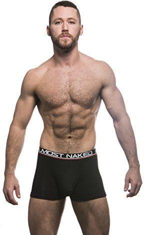 Andrew Christian Men's Almost Naked Tagless Premium Boxer