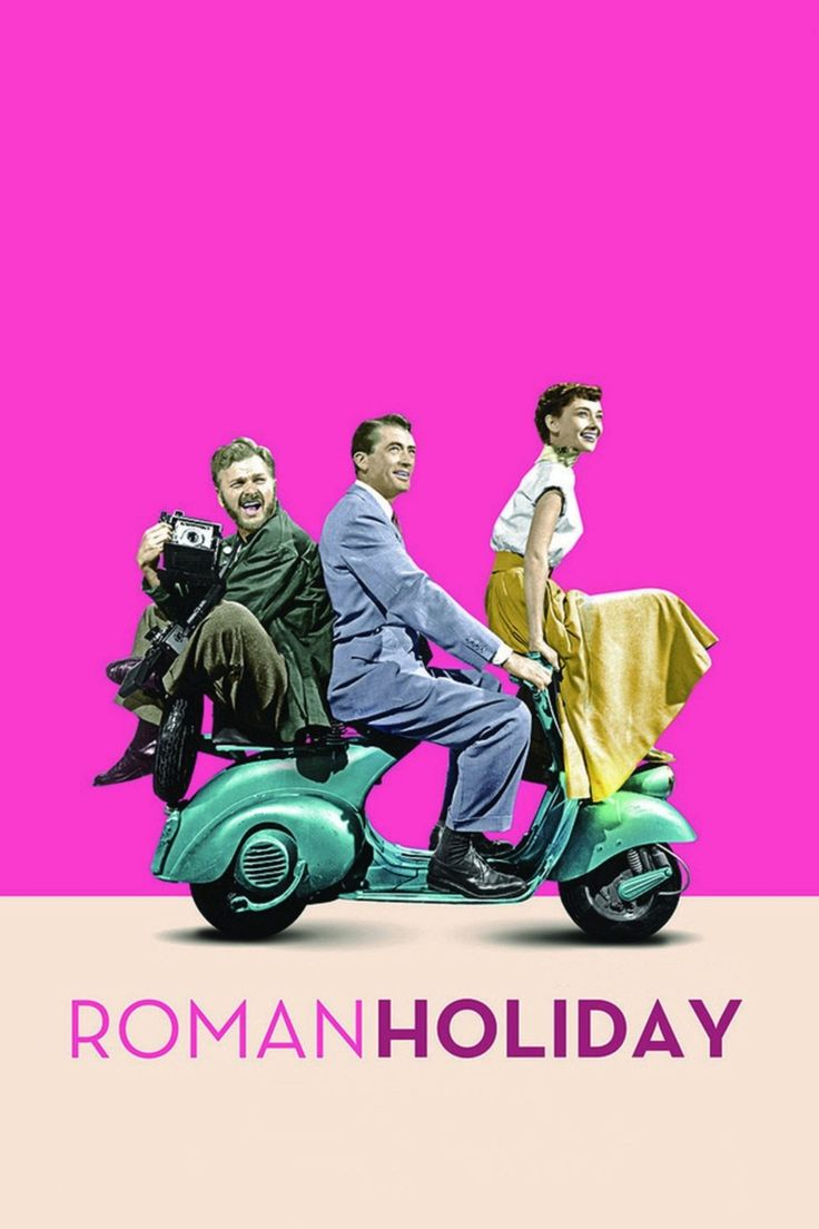 click image to watch Roman Holiday (1953)