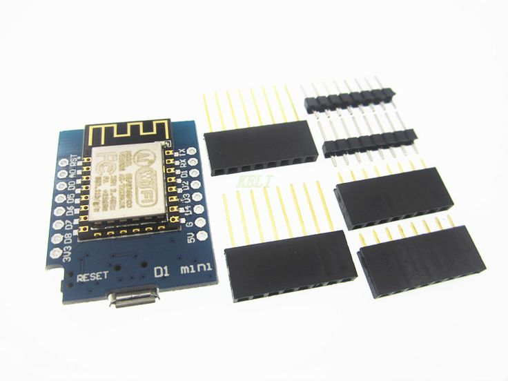 Free Shipping 1 sets D1 Mini Mini nodemcu 4 m bytes moon esp8266 WiFi Internet of things based on development board for WEMOS