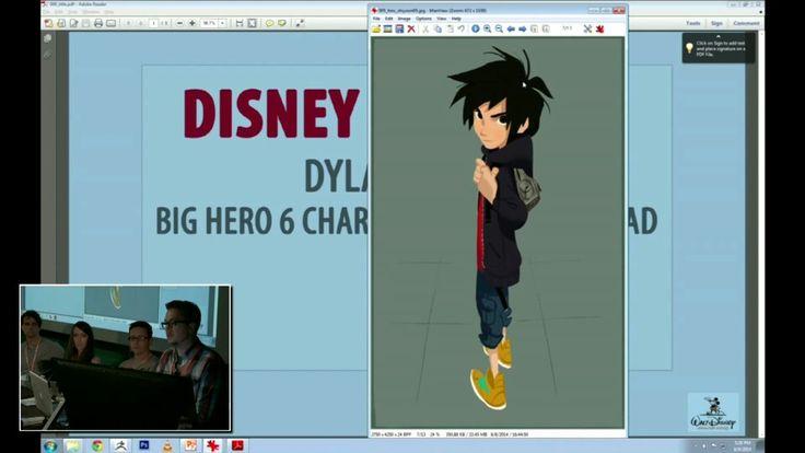Big hero by disney