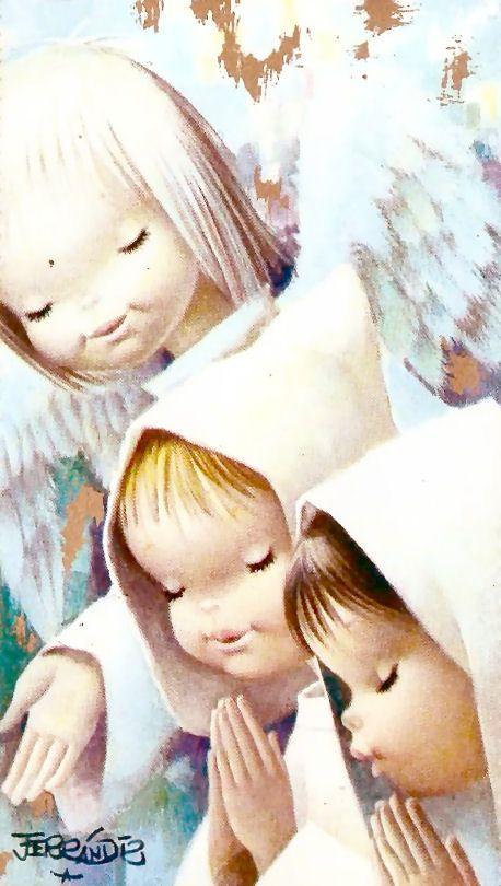 Juan Ferrándiz ilustrador español, especializado en cuentos infantiles y postales navideñas para descargar para descargar