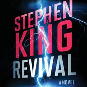 I finished listening to Revival: A Novel (Unabridged) by Stephen King, narrated by David Morse on my Audible app. Try Audible and get it free.