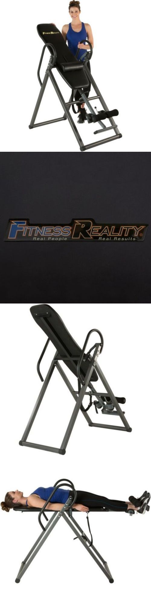Inversion Tables 112954: Anti Gravity Inversion Table Back Therapy Exercise Fitness Pain Relief New -> BUY IT NOW ONLY: $115.97 on eBay!