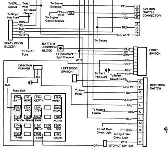 SOLVED: Free headlight wiring diagram for 1991 gmc sierra