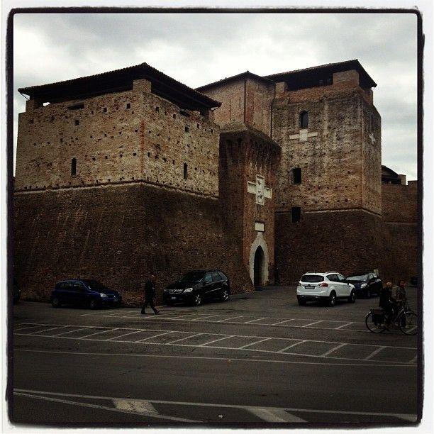 Castel Sismondo, Rimini - Instagram by @comunerimini