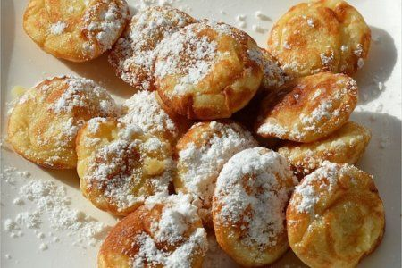 Erfahren Sie bei uns, wie man Apfelküchle zubereitet! ✓ leckeres Rezept ✓ Ideen & Varianten ✓ perfekt als Nachspeise ► Jetzt lesen & nachbacken!