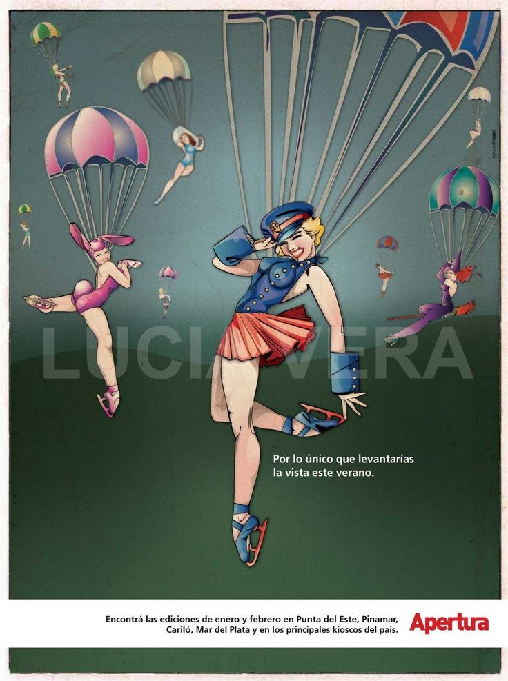 Ilustracion para Revista Apertura