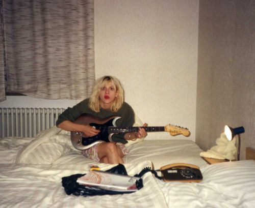 Courtney Love. The devil you know.