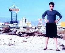 Denise Scott Brown a Las Vegas nel 1972