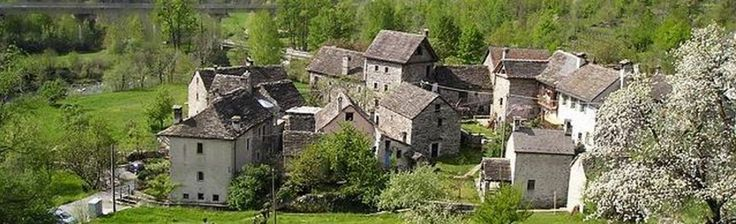 Renovation of ancient Village of Canova - Piedmont.