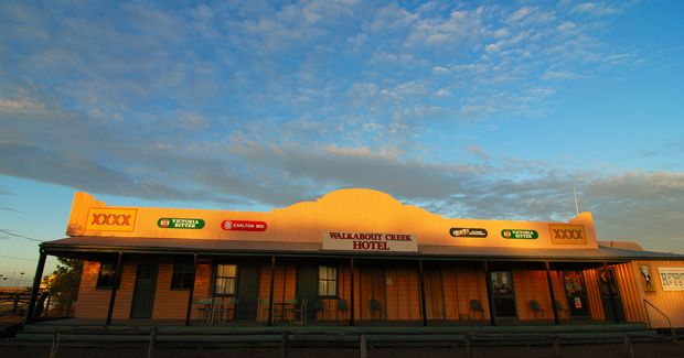 Great Aussie Pubs - an Australian Geographic article listing great pubs