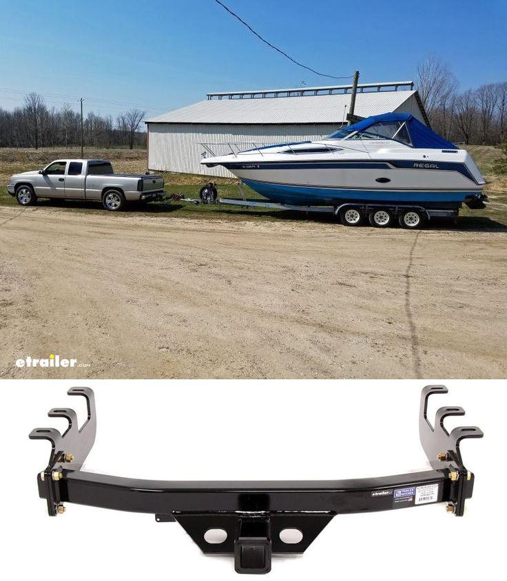 Bw heavyduty trailer hitch receiver custom fit class