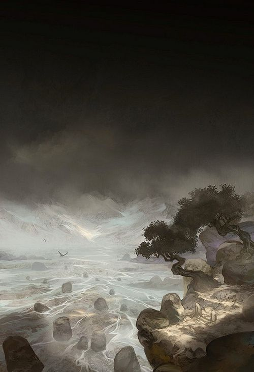 21 best rhovanion images on pinterest hobbit the hobbit and by jon hodgson the grey mountains or ered mithrin in sindarin was a large mountain range to the north of rhovanion they were the last remnants of the malvernweather Choice Image