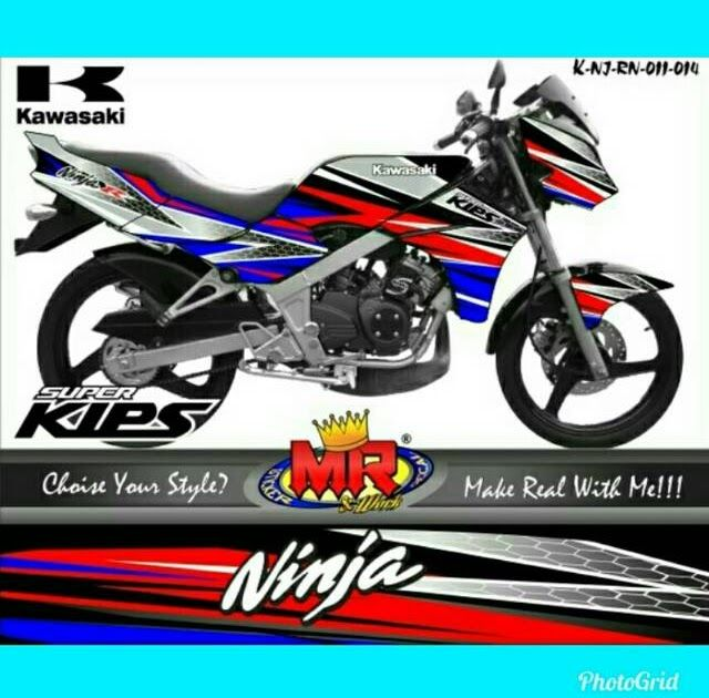 28 Gambar Kartun Kawasaki Ninja Rr Di 2020 Kawasaki Ninja