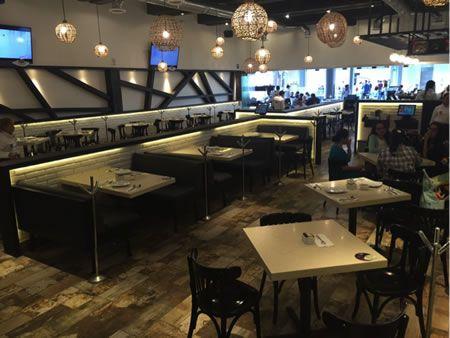 Las 25 mejores ideas sobre sillas para restaurante en for Mobiliario para restaurante