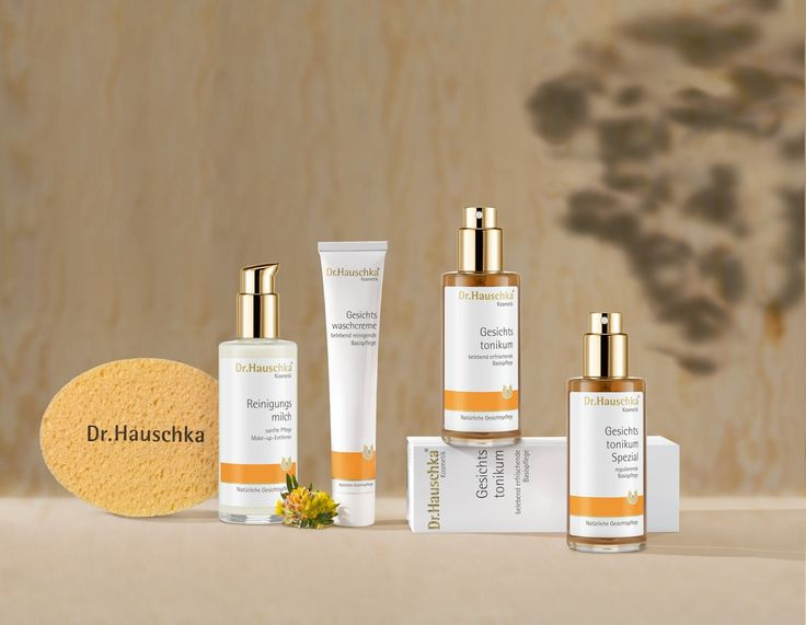 Cleansing allows your skin to breathe. Cleansing your face is as natural as breathing. It frees your skin from dirt and dead skin cells, and forms the basis for the holistic Dr. Hauschka skin care concept. Your skin will have a radiant new freshness, pore-deep clarity and a healthy, rosy complexion.