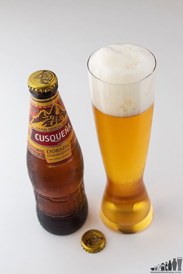 Cerveza Cusquena Resenas De Sus Cuatro Cervezas Beer Design