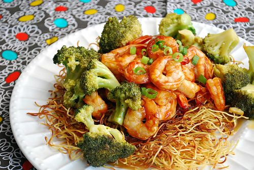 What's Cookin, Chicago?: Sweet & Sour Shrimp
