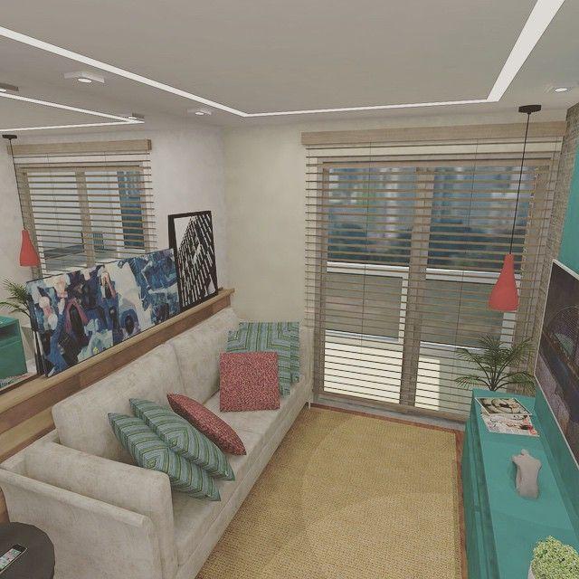 ... #project #arquitetura #turquesa #larco #brentwood #furniture #bykamy  #jardins #pequenininho #maisqueaprovado #amigaquerida #macenzo #portinari  #léplica