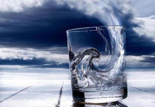 Техника исполнения желаний Стакан воды