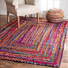 Rag Rug Instructions (No-Sewing!)--Little House in the Suburbs