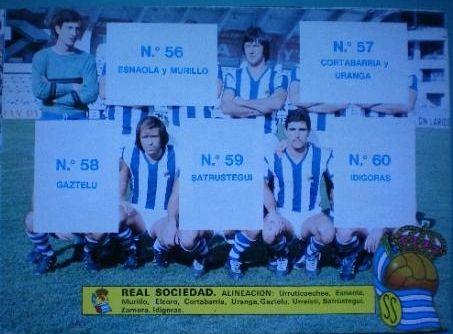 """Cromos Este 1976-77. """"Escudos y equipos"""". Liga Española. 13"""