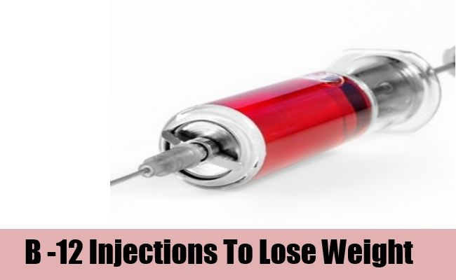 vitamin b12 injections for weight loss reviews