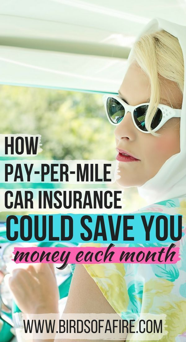 Pay Per Mile Insurance Affordable Car Insurance