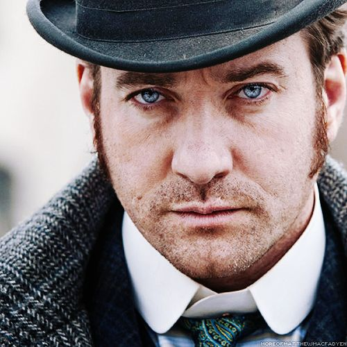 Matthew MacFadyen in Ripper Street