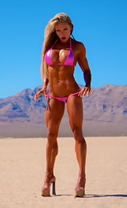 Larissa Reis MY SECOND BIGGEST INSPIRATION besides Michelle Lewin. I love everything but the arms