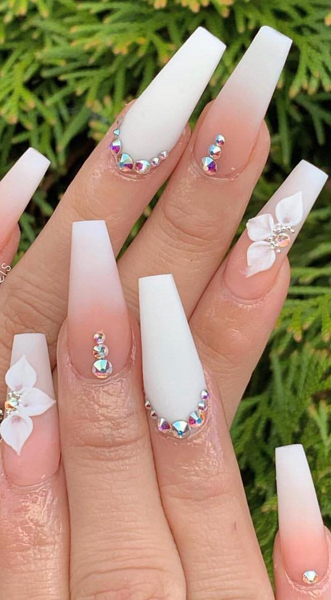 51+ Phenomenal Ombre Nail Art Designs Ideas for This Year Part 3   – Nails