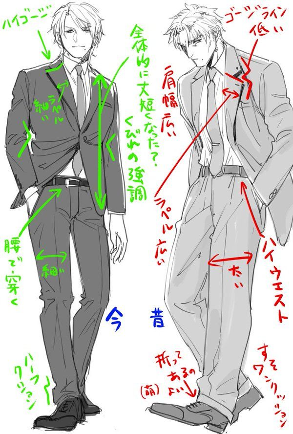 Draw suits
