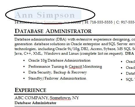 Microsoft Office Resume Template - http://www.resumecareer.info/microsoft-office-resume-template-9/
