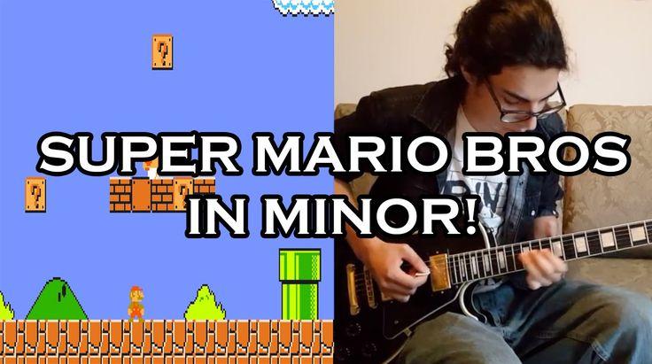 Super Mario Bros in Minor!