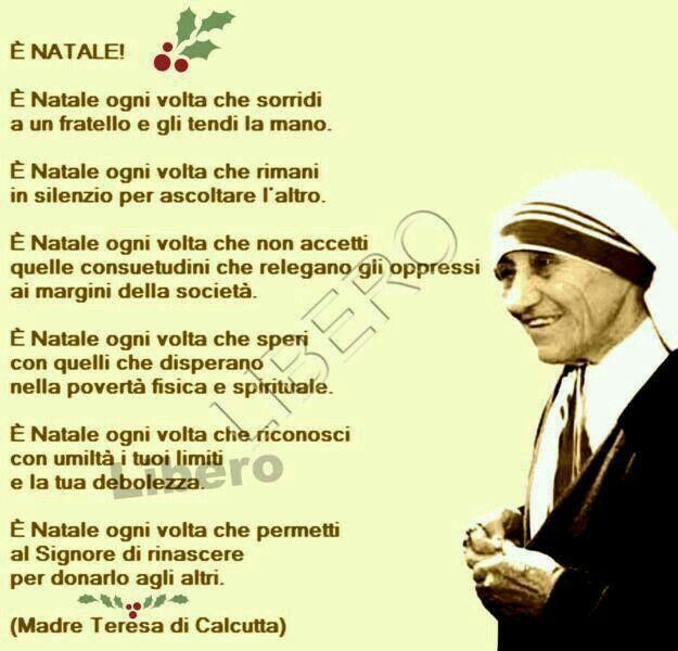 Frasi Natale Di Papa Francesco.E Natale Poesie Merry Christmas Diy Christmas Cards E Beautiful