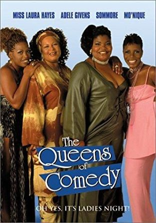 Adele Givens & Laura Hayes & Steve Purcell-The Queens of Comedy