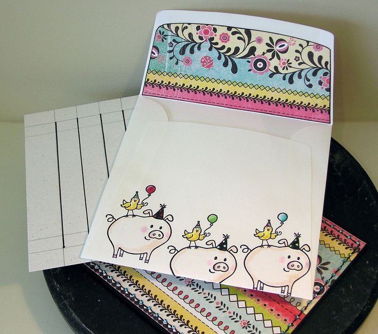 pinjacqueline on diy cards  envelope template