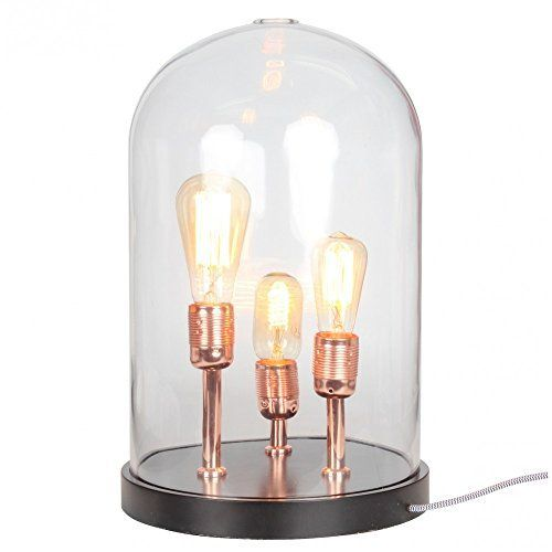 les 25 meilleures id es de la cat gorie lampes en verre sur pinterest lampe en verre. Black Bedroom Furniture Sets. Home Design Ideas