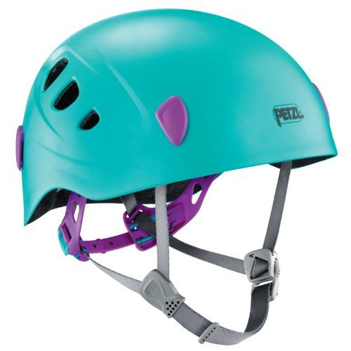 PETZL Picchu Climbing Helmet Blue Disc One Size * Check out the image by visiting the link. This is an Amazon Affiliate links.