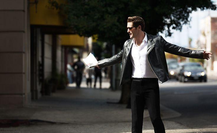 Mr Matthew Morrison | The Look | The Journal|MR PORTER