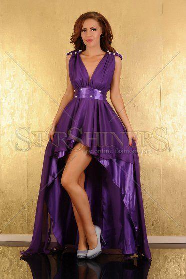 o rochie violeta pe care trebuie sa o ai