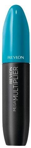 Revlon Mega Multiplier Mascara 801 Blackest Black - 0.28 fl oz