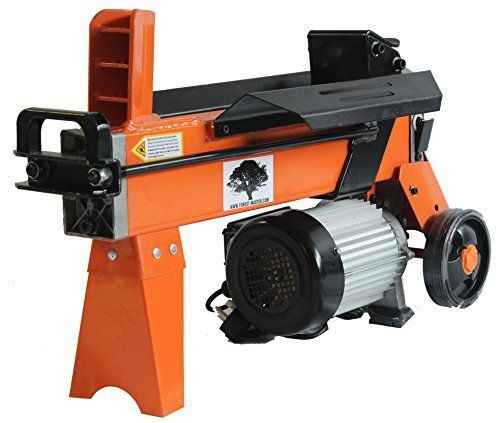 A 5 ton fast, compact, lightweight log splitter suited to small fires and wood burning stoves. It has a 9 second cycle time and 2200 Watt motor that gives 5 ton of force, making it probably the fastest & most powerful compact electric log splitter. Excellent for green and seasoned wood. Simultaneous button and lever operation for 2 hand use.  Fast cycle time of just 9 seconds 2200 watt motor produces a genuine 5 TONS of force Lightweight (32kg) and compact making it easy to move around and…