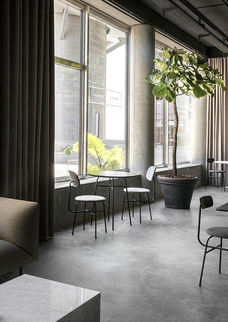 Caffetteria di Menu / Copenaghen
