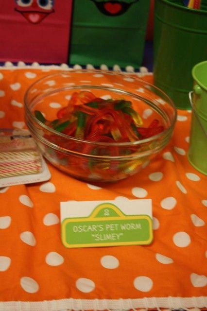 "Photo 2 of 8: Sesame Street Party / Birthday ""Hudson's Sesame Street Party"" | Catch My Party"
